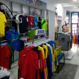 JOMA OPENS ITS FIRST BRAND STORE IN CÁDIZ