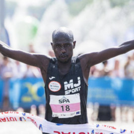 JOMA, THE PROTAGONIST OF THE 20K BRUSSELS
