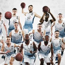 POLAND'S TWO BASKETBALL TEAMS PROCLAIM THEMSELVES RUNNER-UP