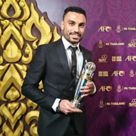 ALI ASGHAR, NAMED THE BEST FUTSAL PLAYER IN ASIA