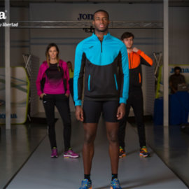 JOMA PRESENT THE NEW 2018 SPORTSWEAR COLLECTION